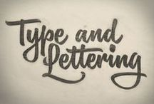 Lettering / by Carl Edwards