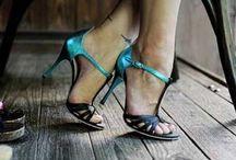 Dance shoe obsession