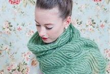 Knit & Crochet Scarves / Knit and crochet scarf inspiration and patterns. / by eKnittingNeedles.com