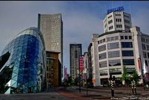 Eindhoven: Philips Buildings / The Heritage of Philips in Eindhoven