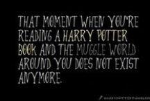 Harry Potter / by Jete Merila