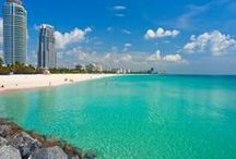 Florida Vacations / The best spots to travel in the hottest tropical vacation destination in the US!