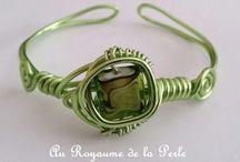Création Au Royaume de la Perle / Bijoux fait main