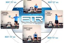 WORKOUT PROGRAM / Every Workout Program where you can use our #FluiBall Believe me ... try it! info@fluitraining.com / by FluiTraining Fitness Workout