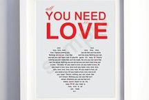 All You Need is Love / Images from the novella All You Need is Love, the companion/wedding novella to Serendipity