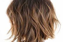 hairstyle / kampaajalle ideaa