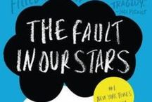 """The Fault in Our Stars Readalikes / If you like John Green's """"The Fault in Our Stars,"""" try these other young adult books."""