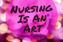 Inspiration / Motivating quotes and passages for nurses.