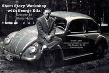 WORKSHOPS & EVENTS / Workshops and events here at GLCL