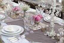 La table est prête, elle est sublime !