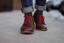 Shoes / Näihin voisin työntää jalkani