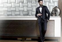 Black tie/semi-formal / Miesten juhlavaatteita