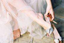 wedding shoes / Wedding shoe inspiration