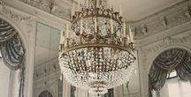 Lustre ou chandelier ? / Les deux...