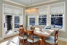 Sliders / Convention meets style with our horizontal and vertical sliders / by Centra Windows Inc.