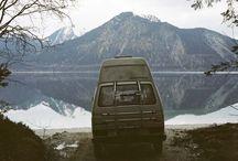 ||Camping
