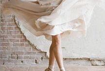en pointe / An ode to ballet