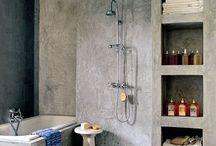 Bathroom / Kylppäri- ja vessaidiksiä