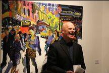 Neue Ausstellung von Tom Christopher ab 15. Oktober! / Tom's new work at Galerie Barbara von Stechow October 2015