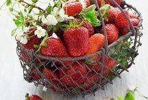 Au fil des saisons... / Des fruits, des légumes...