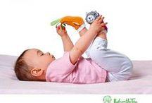 Prima Infanzia - Baby & Organic / giochi e giocattoli in materiale biologico. Giocattoli prima infanzia. Soft toys. Peluches. Giocattoli di stoffa. Giocattoli morbidi.