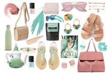 Polyvore OOTD / Outfit ideas and flat lays we've created. Ideas how to style your Love From Cyprus products.