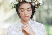 boho brides / bohemian bridal inspiration