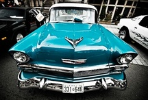 Classic Cars I WANT! / by Christy Smith
