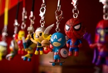 Avengers & .. /  non sapevo dove mettere Batman XDD / by Hiddles Hewson