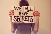 Revealing Our Secrets  / If you need support please reach out~ 1-800-931-2237 http://www.nationaleatingdisorders.org/find-help-support |~| 800-DONTCUT® (800-366-8288) http://www.selfinjury.com/ |~| 1-800-442-HOPE http://hopeline.com/gethelpnow.html