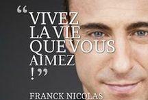 Inspiration- Franck Nicolas / Des tonnes d'inspiration gratuite pour vous aider dans votre vie