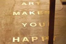 Art Quotes & Creative Words of Wisdom