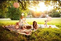 HML INSPIRE | Picnic / Picnic inspirations, food and drinks, basket, play and game.