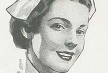 History of Nursing / Dedicated to historical nursing photos