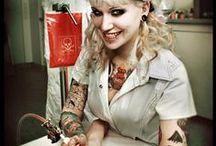 Nurse Tattoos / Tattoos of Nurses and Tattoos on Nurses