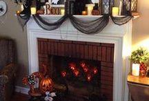 mantles / cheminée -- hogar -- kamin