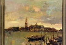 Old Masters and antique paintings / Old masters on canvas and fine, antique paintings antique in a vast range of styles and subjects. From impressionist landscapes to religious icons and fetes galantes, find them all here!