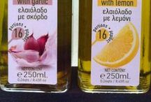 <<Greek Olive Oil>> / Olive oil products, from Greece..Crete