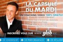 GLOB par Franck Nicolas / Apprenez comment devenir un leader actif, déraisonnable et inspirant pour un monde meilleur.