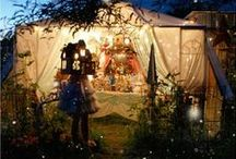 Le Cirque des Wonderland / Plans and ideas for my Night Circus/Alice in Wonderland themed Wedding.  / by Ryan Foley