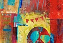outlier / Mixed media, textile, print, and other art