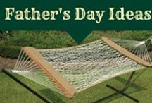 Father's Day Gift Ideas / gift ideas for garden lovers, outdoor enthusiasts, BBQ kings, and more on Father's Day