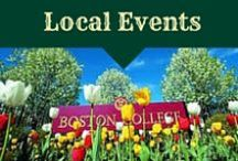 Local Green & Garden Events / Massachusetts and New England gardening, agriculture, and green community events