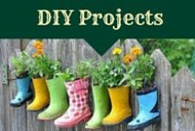 DIY Projects! / What's more satisfying than a DIY project done well? We can't think of much!