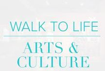 Walk to Life | Arts & Culture / Dallas is a city full of culture and plays host to many museums and sculpture gardens.