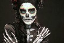 Maquillage et costumes