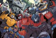 Transformers G1 / The beginning and the end of Transformers universe as we know them from our childhood