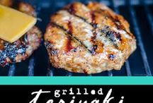 On the Grill / All things cooked on the grill