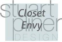 Closet Envy / Stuart Pliner Designs Inspirational Interior Design, Closet Design, Wardrobe Design, Residential Dressing Room