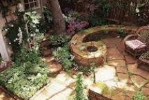 Garten-Ideen: Mauern_Zäune_Gartenhäuser_Wasser im Garten / Gartengestaltung